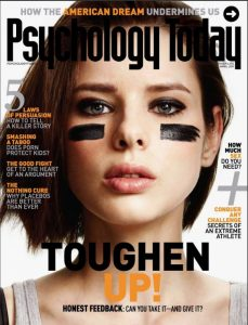 Psychology Today: The Inside Story